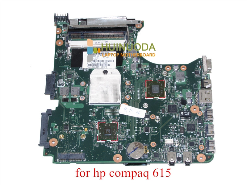 NOKOTION SPS 538391-001 hp compaq 515 615 CQ515 CQ615 Laptop anakart DDR2